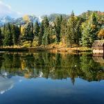 Hallam Lake- Fall