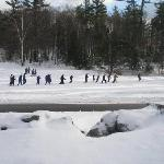 Snowshoe Scene