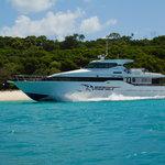 Reefjet - the vessel