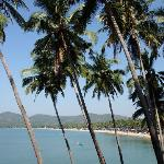 Palolem Beach from the South
