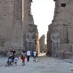 Front, Luxor Temple, 3Jan2011