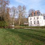 Château St-Just Janvier 2011