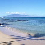 Beach at the Hale Maui