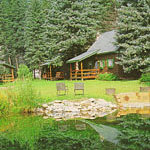 Eagle's Nest Pond & Cabins