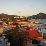 View over Charlotte Amalie