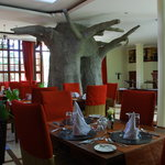 Photo de The Baobab Restaurant