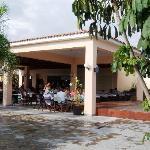 Avanti Village snack bar, near pool