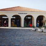 Supermarket near Avanti Village reception