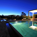 explora Atacama - outside swimming pool