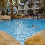 Solaris Pool - warm even in Jan