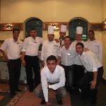 Superb Staff!