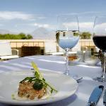 explora Atacama - local gourmet menu