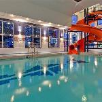 Pool & Waterslide Holiday Inn Express Calgary South