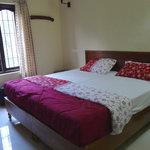 Bedroom, Edemala Residency