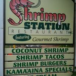 ‪Shrimp Station‬