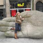 Die Steinhand