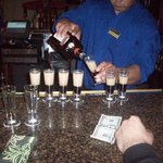 B52 drinks :)