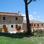 17th Century Farm villa near Gubbio & Perugia