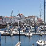 La coruna il porto