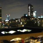 skyline della City