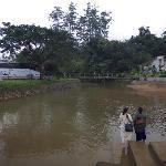 Triveni sangama at Bhagmandala