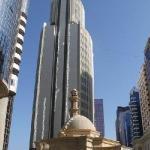 Abu Dhabi - Tradition und Moderne nebeneinander