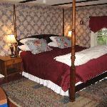 Chulmleigh guestroom