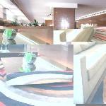 lobby do Naoum Plaza Hotel