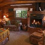 perfect, intimate cabin