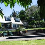 Brenton lodge, garden and pool