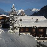 Berggasthof Strumerhof mit Panoramablick!
