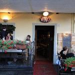 Restaurant Eingang