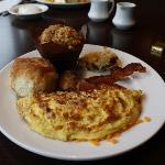 Breakfast @ Paula Deen's