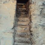 normannische Burgmauer