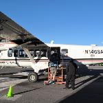 Aeroplano que te lleva hasta Arizona
