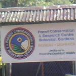 could view the parrots of dominica  only on domininca