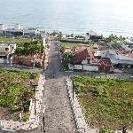 Do Holiday Hotel da para ver a praia de Ponta Negra