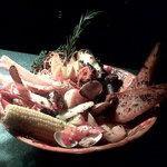 Seafood Steamer Pot