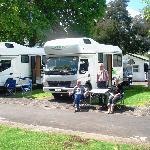 Campervan/Caravan/ Tent Sites