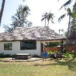 cottage vue de coté