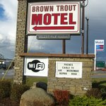 Brown Trout & Falls Motels