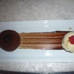 Is this where they got the name-Brush?Chocolate Fondant