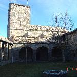 Claustro e Iglesia