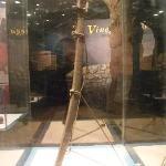 Sword used at Vinegar Hill