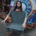 Yes... a Jesus chair.