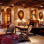 Les Prés d'Eugénie - Le Loulou's Lounge Bar