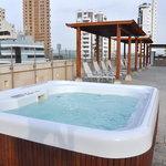 Jaccuzi - Tequendama Inn Cartagena de Indias