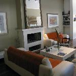 One sitting room
