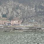 View of Rudas Bath from the Elizabeth Bridge