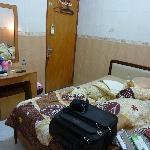 Double rooms with all my stuff